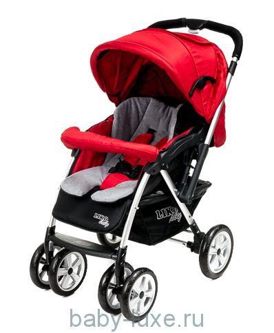 Коляска прогулочная Liko Baby AU-258