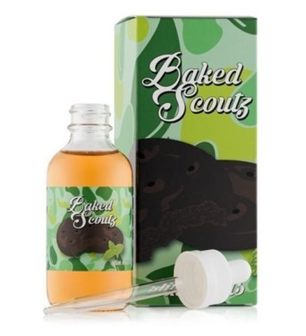 Baked Scoutz - Slim Mints (Clone) 60 mL