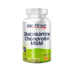 Be First - Glucosamine Chondroitin MSM