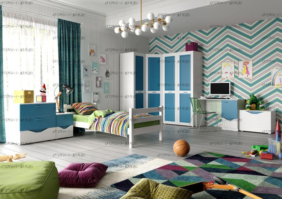 Детская комната Соня Компоновка 2