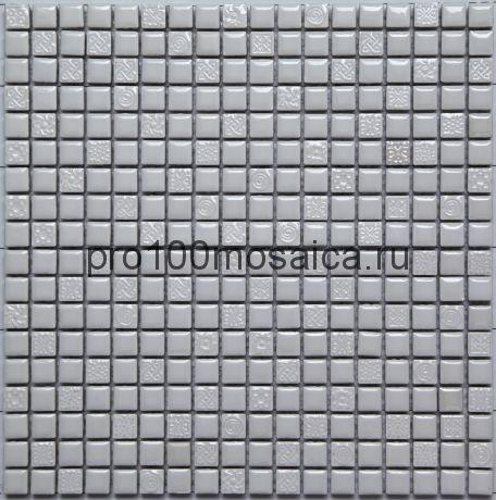 Aspen  Мозаика 15*15 серия EXCLUSIVE, размер, мм: 300*300*8 (Bonaparte)