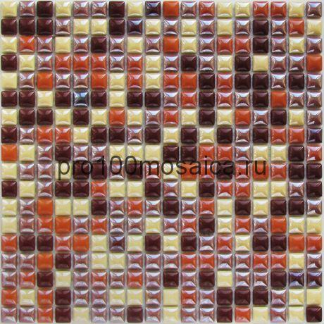Caramel Мозаика 15*15 серия EXCLUSIVE, размер, мм: 300*300*8 (Bonaparte)