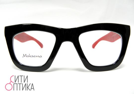 Женская имиджевая очковая оправа Maksema