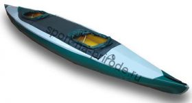 Байдарка (лодка) каркасно-надувная Добрыня-3