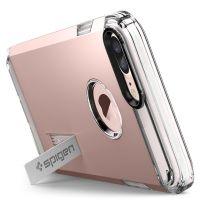 Чехол Spigen Tough Armor для iPhone 8/7 Plus (5.5) розовое золото