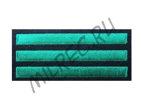 Нашивка на камуфляжную форму Вермахта, фельдфебель (реплика)
