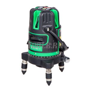 Instrumax GREENLINER 4V - лазерный нивелир