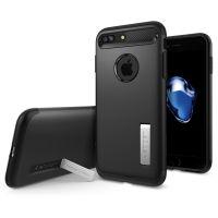 Чехол Spigen Slim Armor для iPhone 7 Plus черный