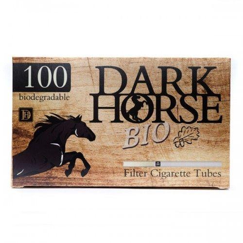 Сигаретные гильзы Dark Horse Bio (100шт)