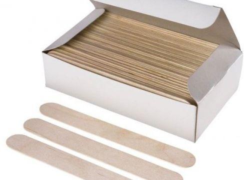 Шпатель деревянный | уп. 100 шт.