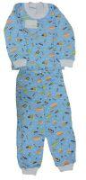 Пижама детская Efri-Sd39ф (футер)