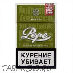 Сигареты Von Eiken Pepe Rich Green 20шт
