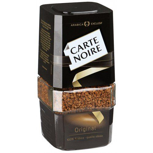 Кофе  Carte Noire ст/б 95г