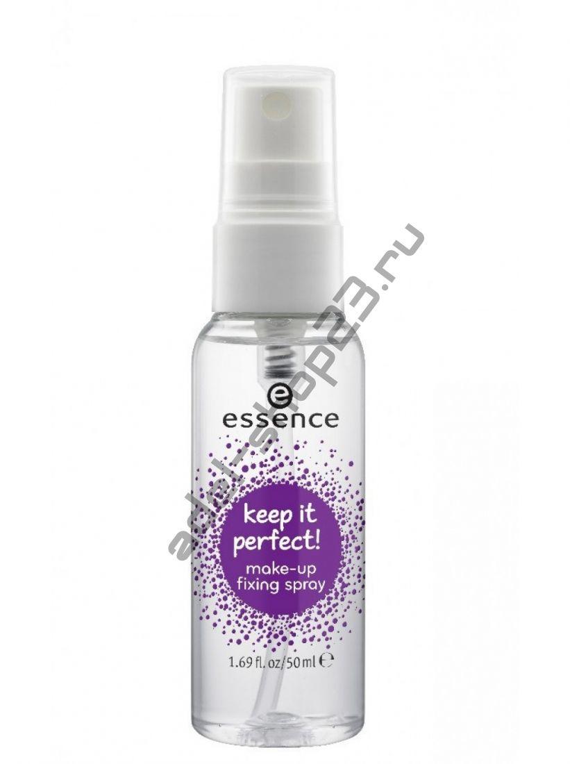 "Essence - Спрей для фиксации макияжа ""Keep it Perfect"""