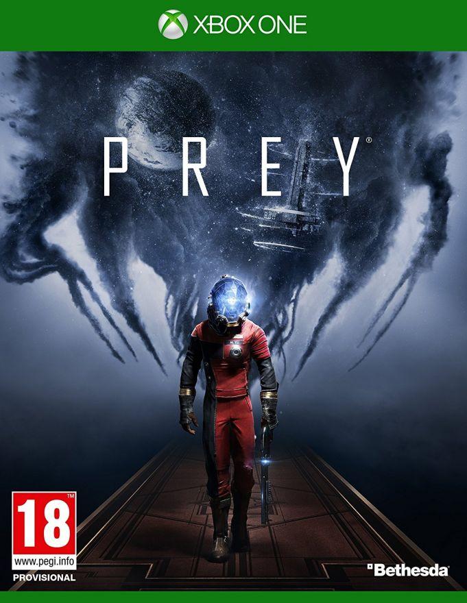 Игра Prey (Xbox One, русская версия)