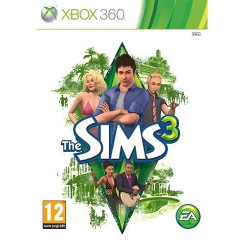 Игра The Sims 3 (Xbox 360)