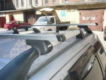 митсубиси аутлендер 2005 г дуги на крышу