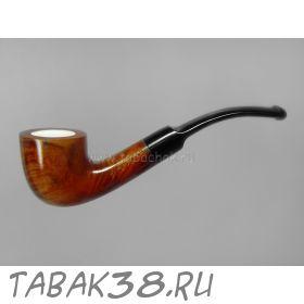 Трубка курительная Пайпмастер №305 с охладителем и пенковой вставкой