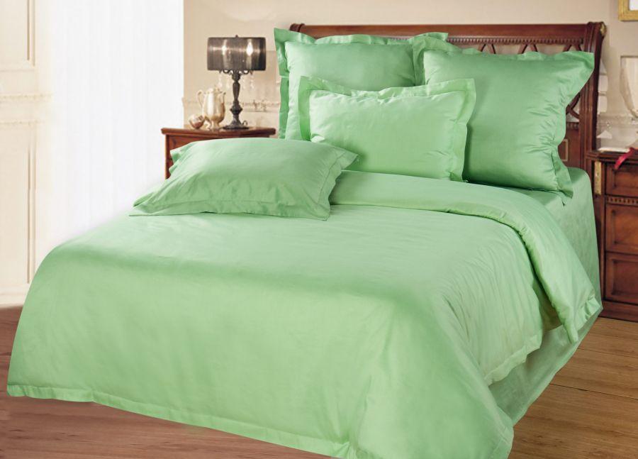"""Постельное белье """"Verde"""" бамбук."""