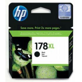 HP Картридж струйный 178XL CN684HE черный