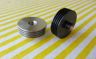 Радиатор для испарителей 25 мм, без проточек