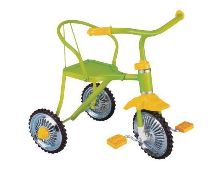 Велосипед трехколесный, колеса 8' и 6' цвета в ассорт. в/к