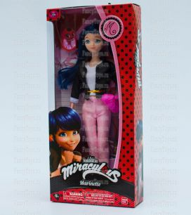 Кукла Леди Баг в образе Маринетт 29 см (Леди Баг и Супер Кот)