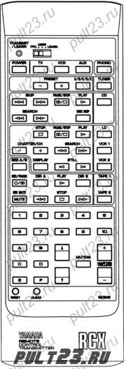 YAMAHA VQ086400, CX-2