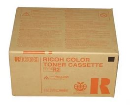 Картридж Ricoh Color Print Cartridge Type R2 (yellow), 10000 стр.