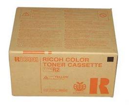 Картридж Ricoh Color Print Cartridge Type R2 (yellow), 10000 стр.