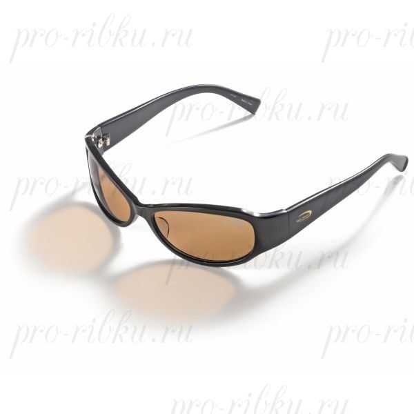 Очки TMC One-Eighty Mach Black Super Light Brown