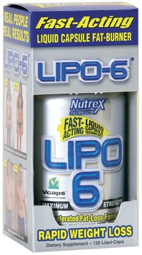 Lipo-6 (120 капс.)