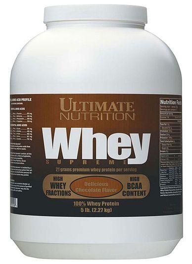 Whey Supreme (2270 гр)