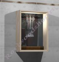 Зеркало с подсветкой Лестер 60