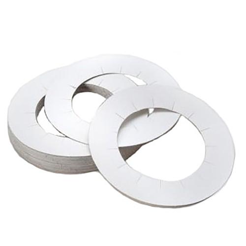 Кольцо защитное, бумажное для воскоплавов уп/50шт
