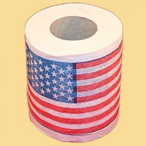 """Туалетная бум. """"Флаг США"""""""