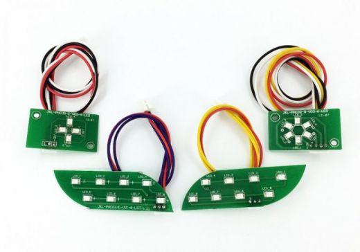 Комплект LED подсветки для гироскутера