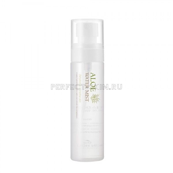 The Skin House Aloe Water Mist - Увлажняющий тоник-спрей с экстрактом алое