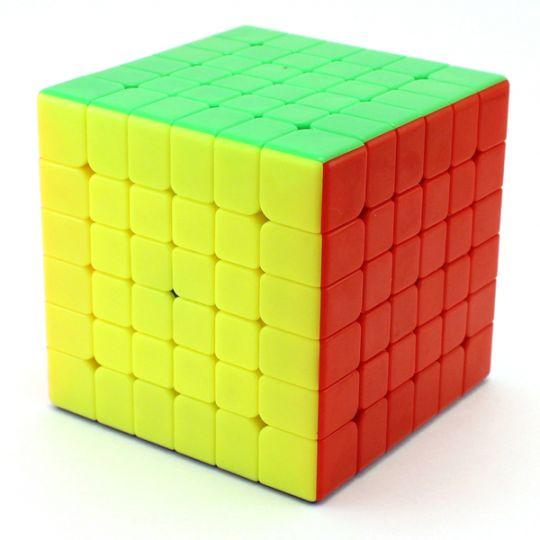 Кубик 6х6х6 - YuXin RedUnicorn