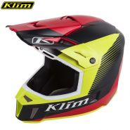 Шлем Klim F3 - Ripper Red