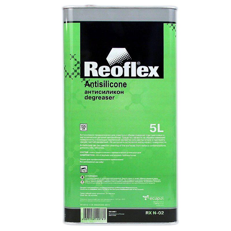 Reoflex Антисиликон, 5л.