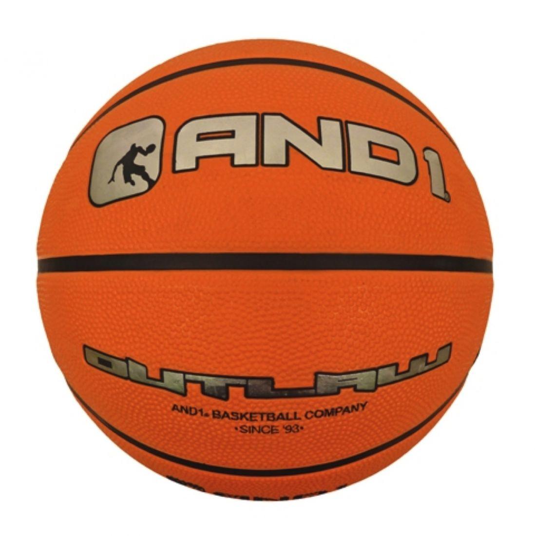 Баскетбольный мяч AND1 Outlaw