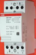 Модульные контакторы АВВ серии ESB