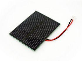 Солнечная панель 55X70 0,5 Вт