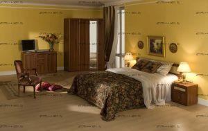 Спальня Милана Композиция-4
