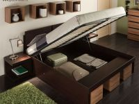 Кровать Hyper с подъемным механизмом (Кровать Грейс)