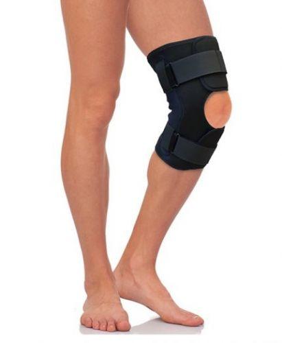 Бандаж на коленный сустав с полицентрическими шарнирами Тривес Т-8508