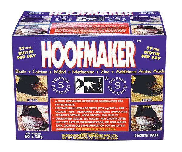 Hoff Maker. Добавка для роста копытного рога. TRM