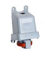 Розетка для накладного монтажа ABB IP67 16A 3P+N+E