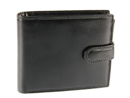 Бумажник Visconti Monza MZ5 Italian Black